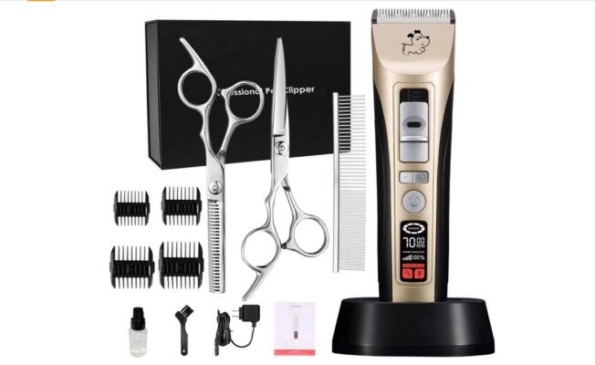 Top 10 Best Professional Dog Grooming Kits Review Dog Breed Advice